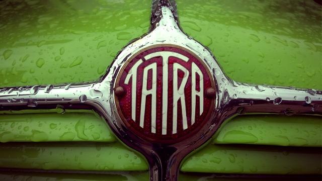 automobilová značka Tatra