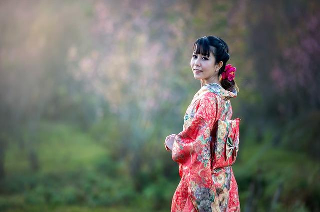 hezká gejša