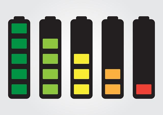 nabíjejí baterek