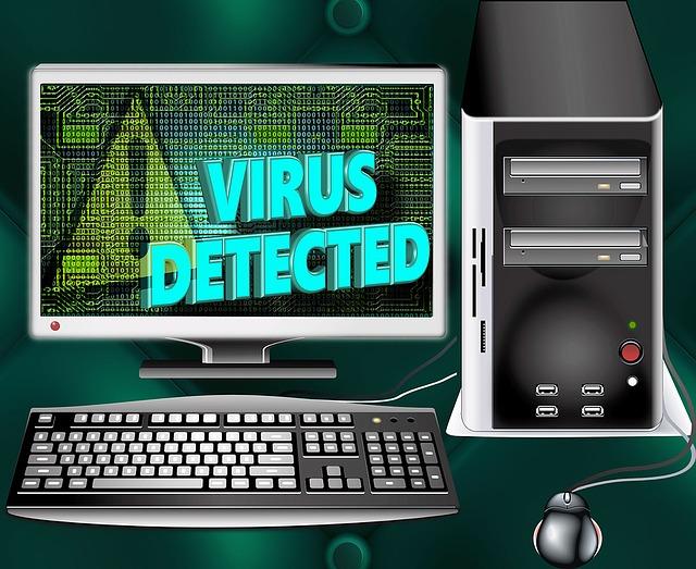 virus v pc