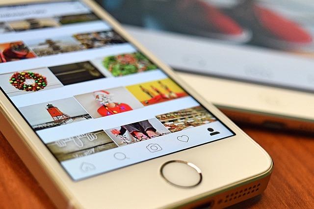 fotky na instagramu