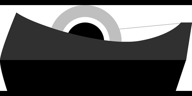 stojánek s páskou