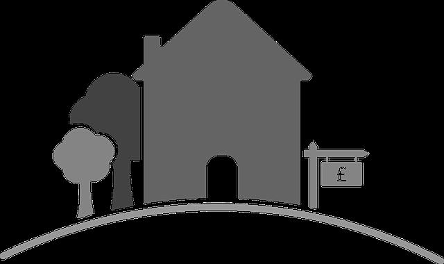 grafika domu na prodej