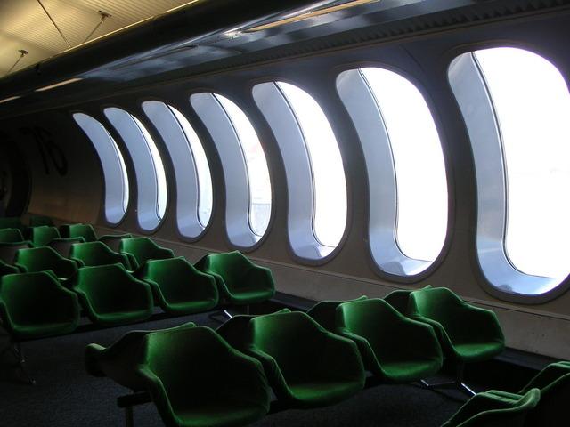 letištní koridor