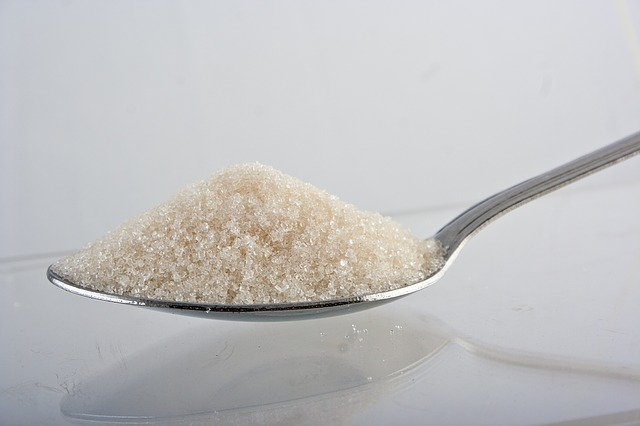 lžička cukru