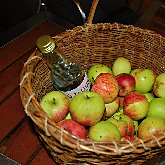 jablečná slivovice